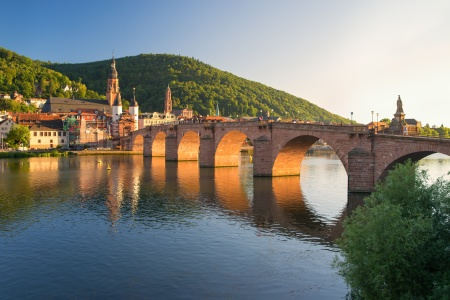 The Romantic Rhine Valley