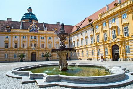 Abbaye de Melk en Autriche