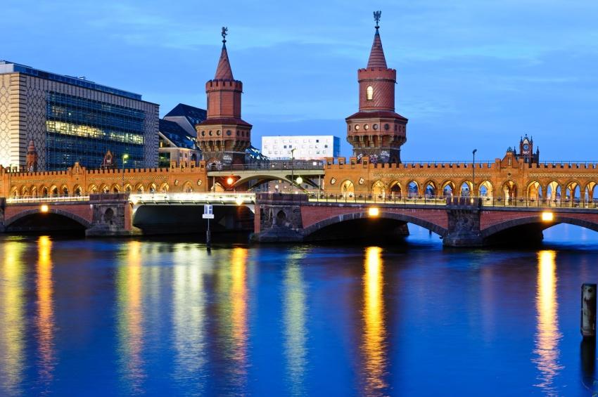Berlin By Night Croisieurope Cruises