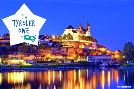 Week-end de fête sur le Rhin : Tyroler Owe