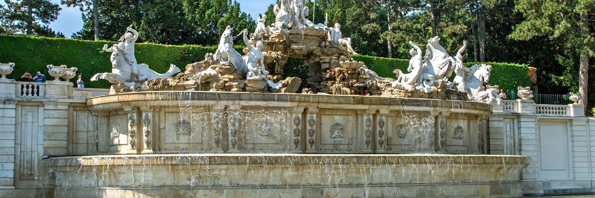Palais de Schonbrunn