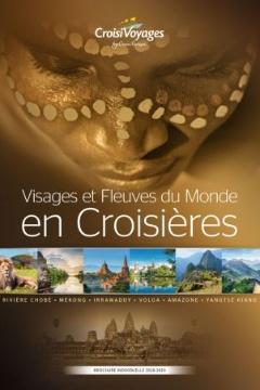 Brochure Fleuves du Monde CroisiEurope 2018
