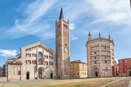 Cathédrale de Parme