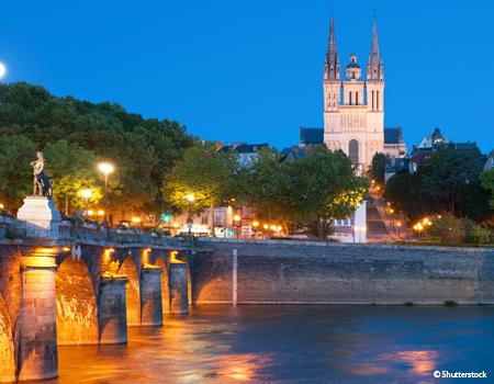 France - Poitou Centre Loire - Loire en croisière - Croisière Noël sur la Loire, le Fleuve Royal