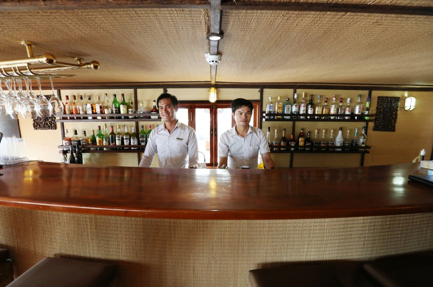 Bar du navire