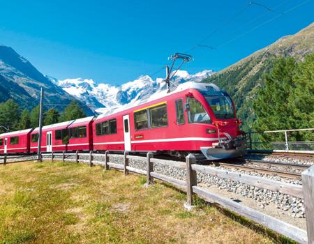 Croisière France, Suisse et Allemagne : voyage à bord du fabuleux train Glacier Express ! (formule port/port) - 1