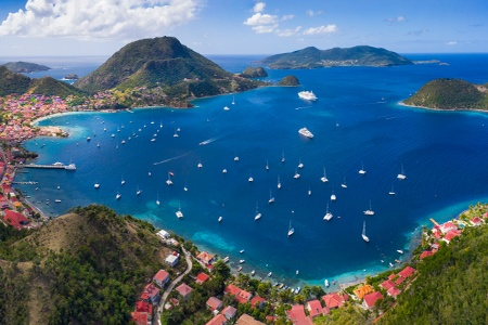 The Caribbean Guadeloupe, Martinique, the Grenadines, and Saint Barts Classic