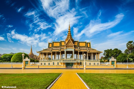 From the Temples of Angkor to the Mekong Delta & The Imperial Cities (port-to-port cruise)