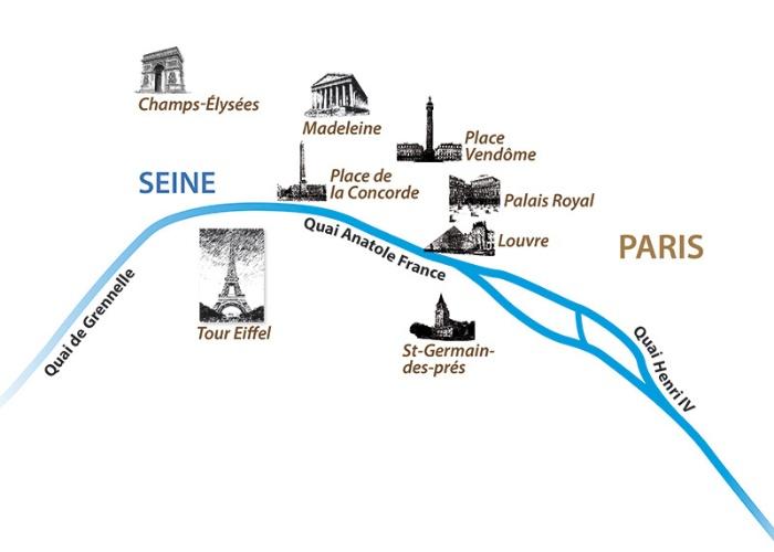 Paris insolite (formule port/port) - 6