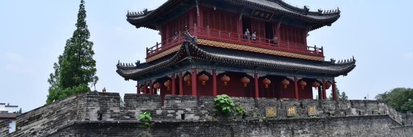 Croisière sur le Yangtse Kiang