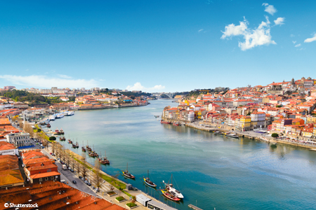Croisière Porto, la vallée du Douro et Salamanque (formule port/port) - 1