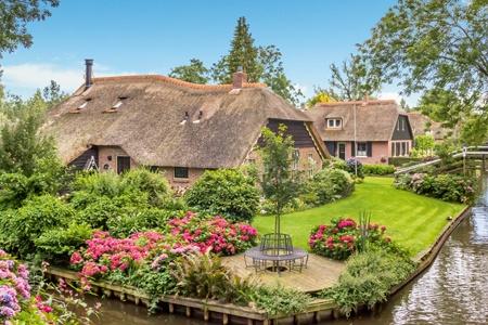 Croisière sur l'IJsselmeer, la perle de la Hollande - voyage  - sejour